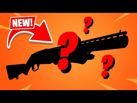 New UNVAULTED WEAPON UPDATE in Fortnite! (Season 5)