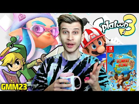 Nintendo Direct REVEALS Too HOT To Handle! Leaks + Predictions for New Switch Games (GMM23)