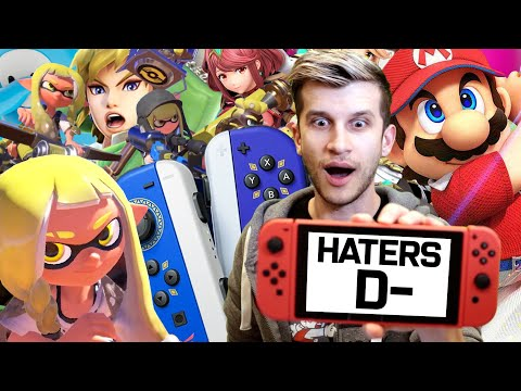 Nintendo Direct Reaction DISCUSSION: Haters WRONG/RIGHT?! (ALL New Switch Games + Announcements!)