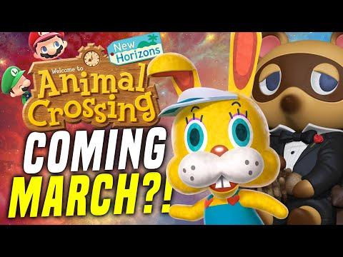 Animal Crossing ANNIVERSARY UPDATE?! When's It Happening?! (New Horizons Update)