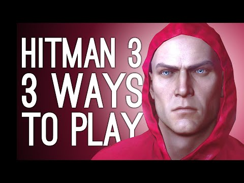 Hitman 3 - 3 Ways to Play! Chongqing: CORE CLEANSING! POISON ROOM! SCRAP SWORD? (Part 2 of 2)