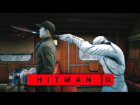 HITMAN™ 3 - The Proloff Parable Escalation (Silent Assassin, Level 1-3)