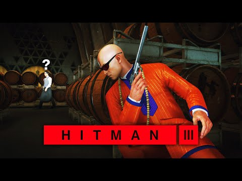 HITMAN™ 3 - The Gauchito Antiquity Escalation, Mendoza (Silent Assassin, Level 1-3)