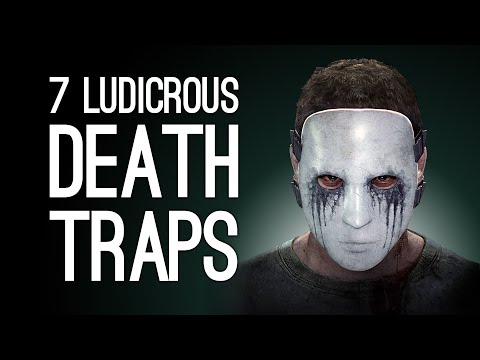 7 Ludicrous Death Traps You Escaped Easily