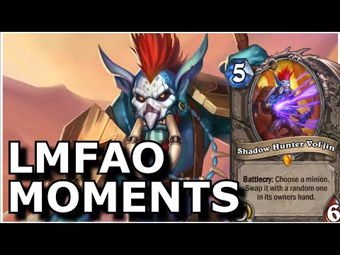 HearthStone gameplay video.