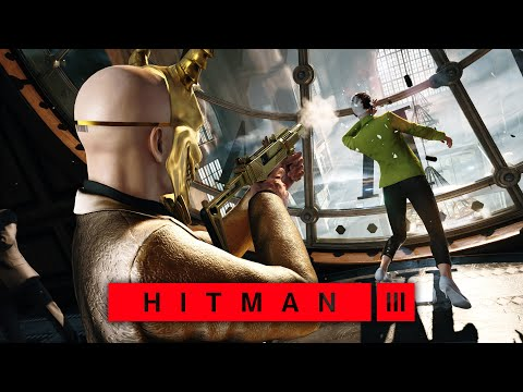 HITMAN™ 3 Master Difficulty - New York Bank Heist (Silent Assassin Suit Only)