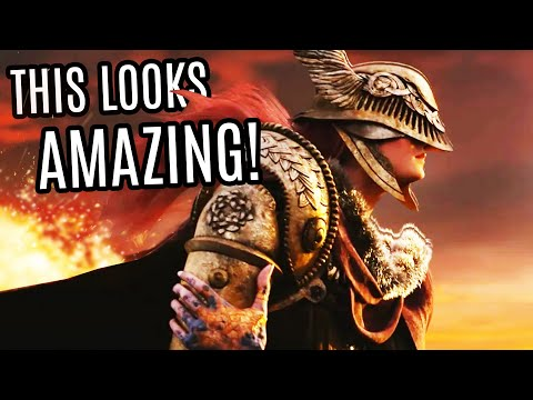Elden Ring Gets Leaked Trailer and Gameplay! Most Hyped RPG Since Cyberpunk 2077! Release Date Rumor