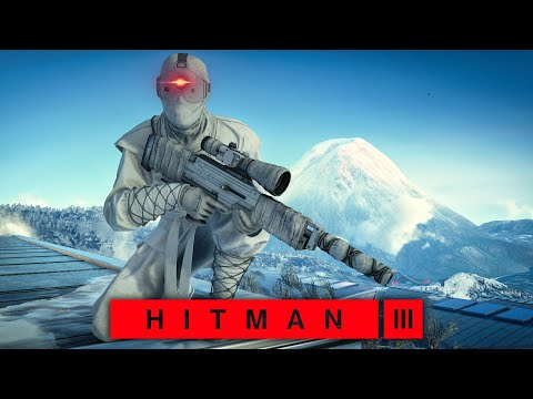 HITMAN™ 3 Master Difficulty - The White Shadow in Hokkaido (Silent Assassin Suit Only)