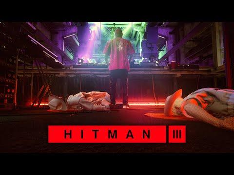 HITMAN™ 3 - The Lesley Celebration Escalation, Berlin (Silent Assassin, Level 1-3)