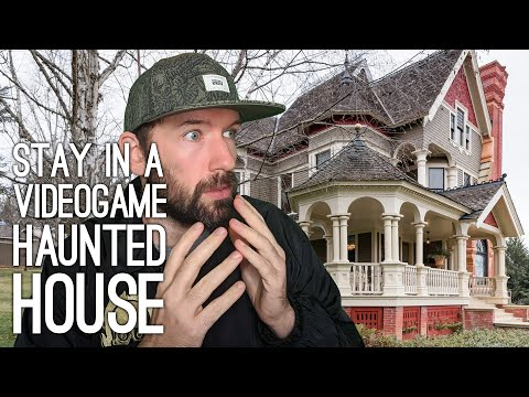 This Videogame Ghost House is Real and on Airbnb   OXplain