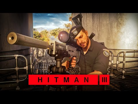 HITMAN™ 3 Master Difficulty - Murder by Proxy, Mendoza (Silent Assassin)