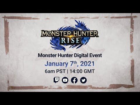Monster Hunter Digital Event - March 2021 | Nintendo Switch Monster Hunter Rise Direct!