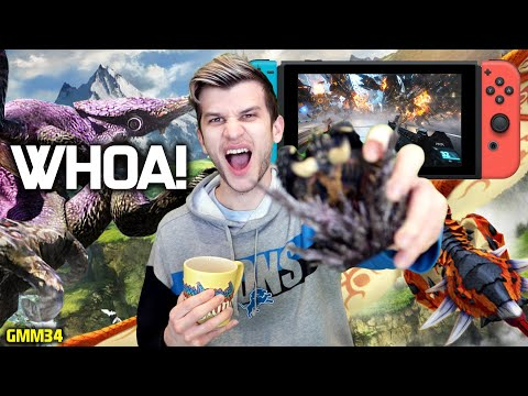 Monster Hunter Rise DLC CHANGES EVERYTHING! + Titanfall A Nintendo Switch Game? (GMM34)