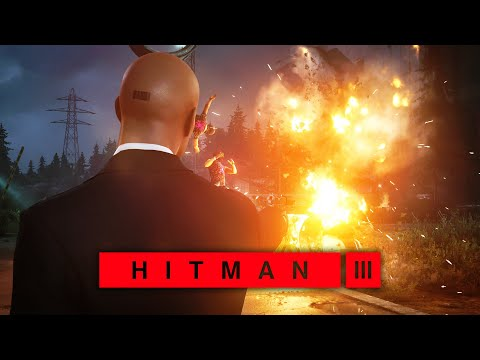 HITMAN™ 3 Master Difficulty - Demolition Expert, Berlin (Explosion Kill, Silent Assassin, Suit Only)
