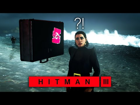 HITMAN™ 3 Master Difficulty - Homing Briefcase Assassin (Silent Assassin, Suit Only)