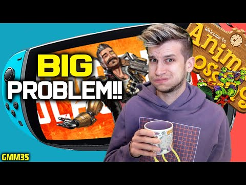 Apex Legends Switch Now RUINED?! + HUGE Franchise Comes Back! (Nintendo Switch News - GMM35)
