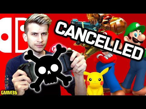 OG Switch Console ENDS In 2021?! New Switch Pro Rumor + Madden Switch Leaked (GMM36)