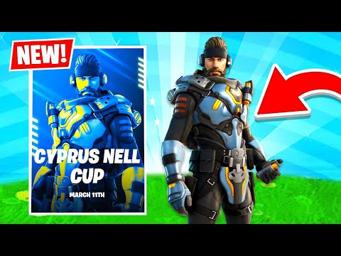 The CYPRUS NELL Tournament! (Fortnite Battle Royale)