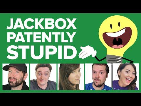 Patently Stupid: Which Invention is Best? Mike vs Jane vs Andy vs Luke vs Ellen (Jackbox Challenge)