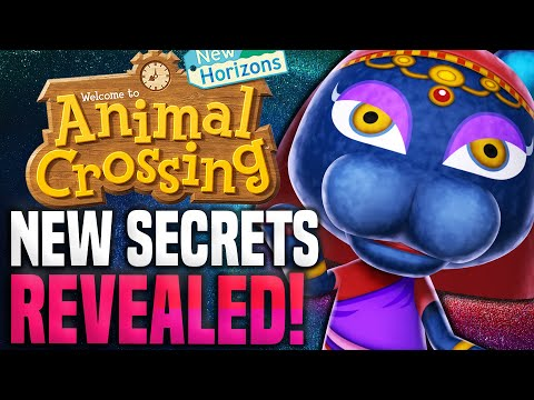 NEW HOLIDAYS CONFIRMED! New Animal Crossing Update 1.9 SECRET FEATURES (New Horizons Switch Update)
