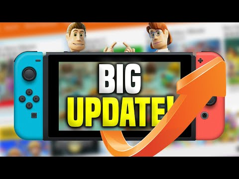 This AWESOME Switch Game Got A MAJOR Update + GIVEAWAY! (Two Point Hospital Jumbo Edition Switch)