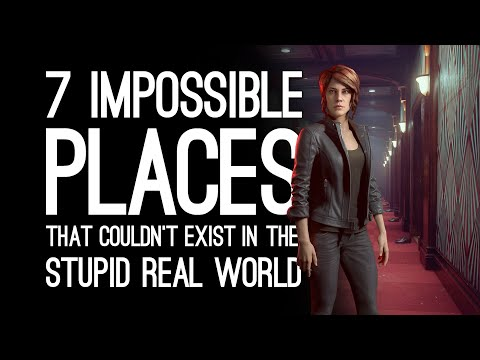 7 Impossible Places That Couldn't Exist in the Stupid Real World