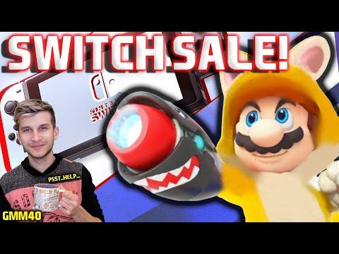 AMAZING Nintendo Switch eShop Sale! 10 MUST BUY NEW SWITCH GAMES! (GMM40)