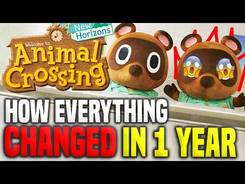 Why Is Animal Crossing New Horizons SO Special?! (ACNH Anniversary Update / Nintendo Switch)