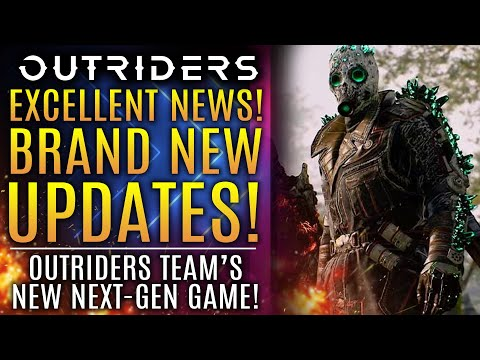 Outriders Gets EXCELLENT NEWS!  Developers Also Working On New Next-Gen Game! All New Updates!
