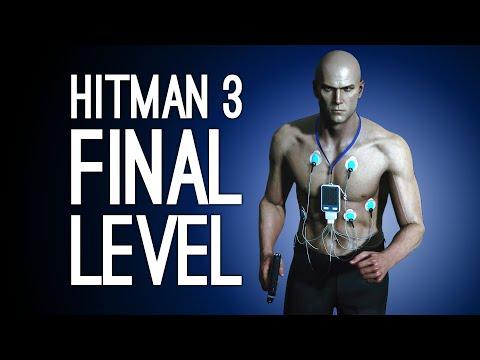 Hitman 3 Final Level! ALL ABOARD THE DEATH TRAIN! (Hitman 3 Carpathian Mountains)