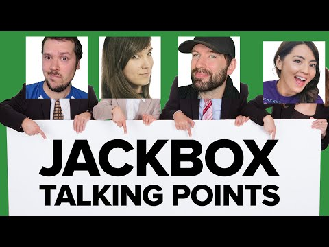 Jackbox 7 Talking Points! Who Has the Most Inspirational Speech? (Challenge of the Week)