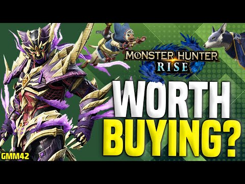 Was Monster Hunter Rise WORTH THE WAIT!? (ALL INFO! FULL Review Roundup - GMM42)