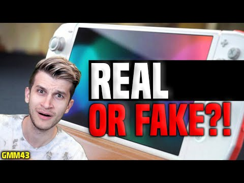 Nintendo Switch Leaks: Are They TRUE or FALSE?! (GMM43)