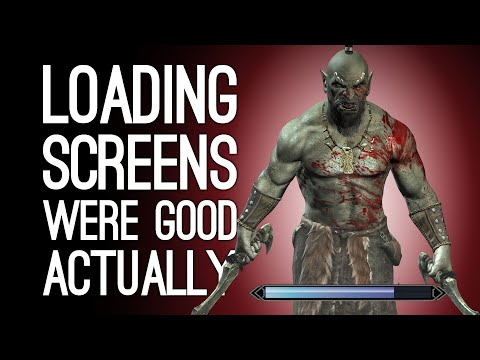 7 Ways Loading Screens Were Good, Actually