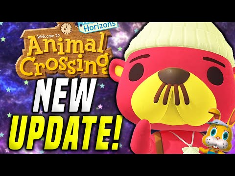 IS IT AWFUL?! New Animal Crossing Update BUNNY DAY 2021 1.9.0 a Update! (New Horizons Switch Update)