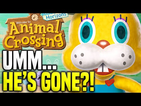 ZIPPER IS GONE?! Bunny Day 2021 New Animal Crossing Update April! New Horizons Tips (Switch Update)