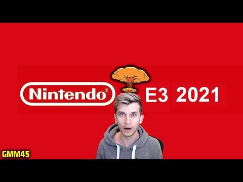 Nintendo Switch E3 2021: BEST GAMES EVER?!