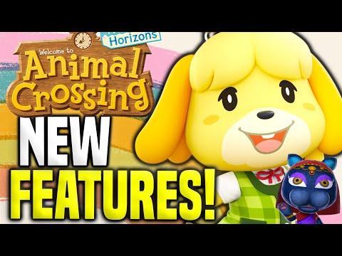 NOOK POINTS + KATRINA?! New Animal Crossing Update! New Horizons Tips! (Nintendo Switch Update)
