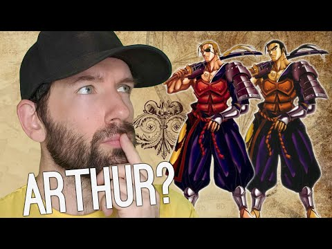 SoulCalibur Samurai Mitsurugi is a Blond Pirate in Korea - Here's Why   Oxplain