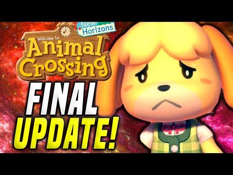 NO MORE UPDATES :( New Animal Crossing New Horizons 2.0 Update (New Horizons Tips - Switch Update)