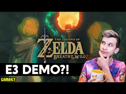 Will E3 2021 Have a Breath of the Wild 2 DEMO on Nintendo Switch At Home?!
