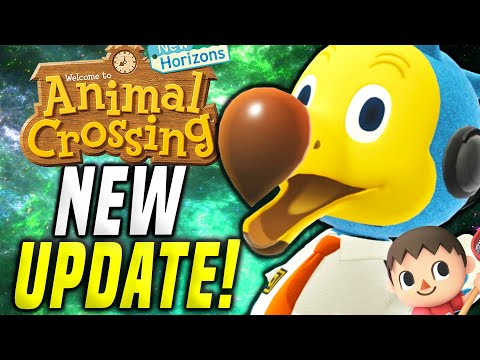 DID THEY RUIN IT?! New Animal Crossing Update 1.9.0 b! (Bunny Day New Horizons Switch Update)