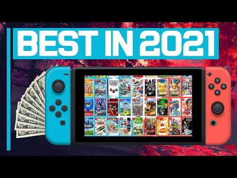 10 BEST Nintendo Switch Games To Buy In 2021