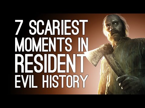 7 Scariest Moments in Resident Evil History