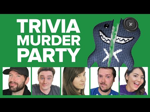 Jackbox Trivia Murder Party! Who Will Survive the Murder Hotel? (Challenge of the Week)