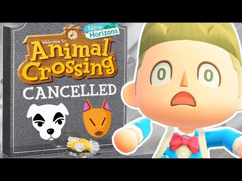 The CANCELLED Animal Crossing Villagers in New Horizons...