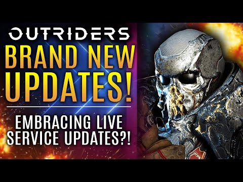 Outriders - New Dev Team Update and The BIG Question: Outrider's Live Service Update Model...
