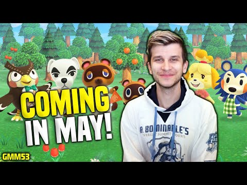 IN GAME STORE?! New Animal Crossing Shop Hits Real World + Switch Games Leak!