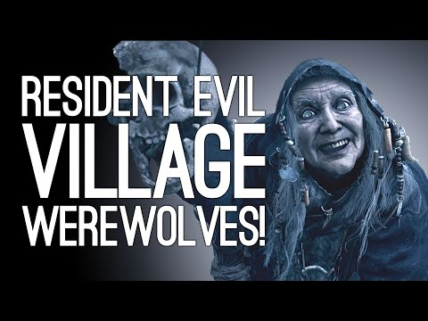 Resident Evil 8 Village: WEREWOLF VILLAGE! (Resident Evil 8 Village Demo)