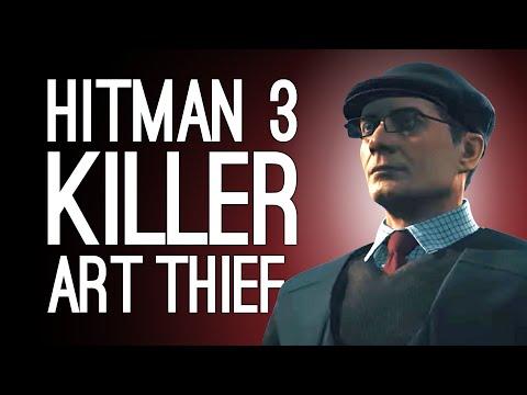 Hitman 3 THE MOST ELUSIVE TARGET YET: 3 Ways to Play Hitman 3 Elusive Target The Collector